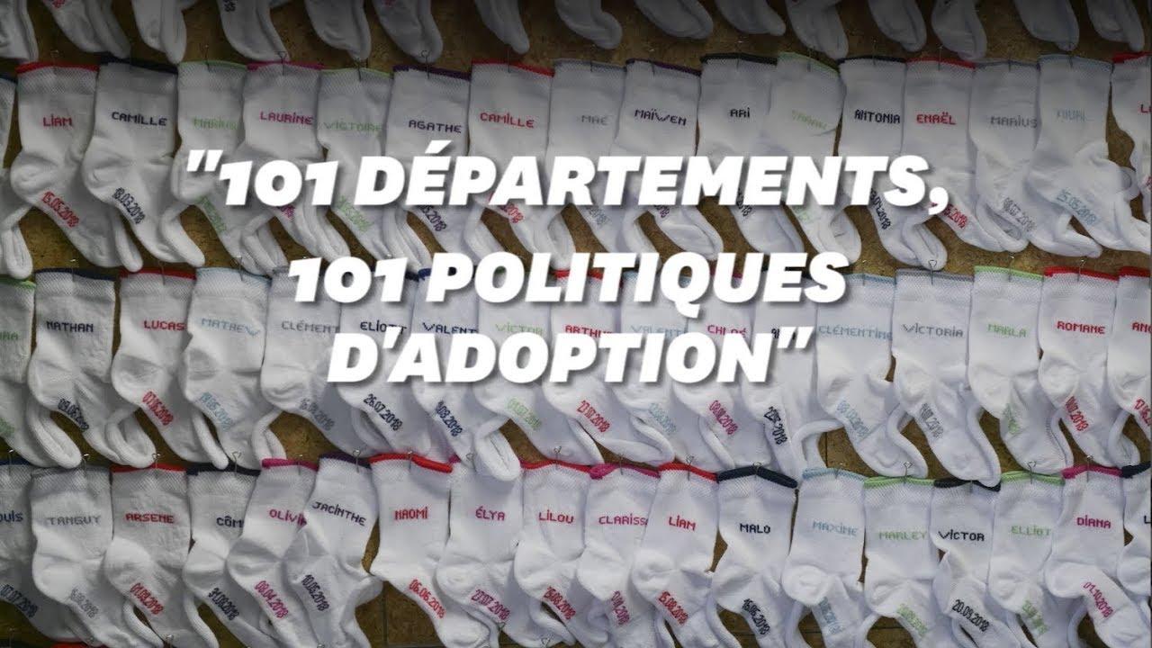 L'adoption n'est pas la même dans tous les départements et c'est un vrai problème